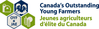 Canada's Outstanding Young Farmers logo